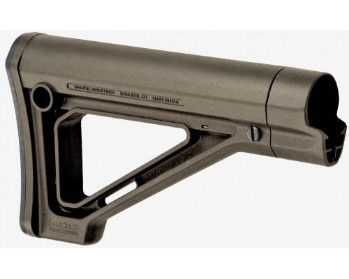 Приклад телескопический Magpul® Fixed Carbine Stock – Mil-Spec MAG480 (ODG)