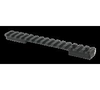 Планка SPUHR Picatinny Winchester 70 0MIL (R-7031)