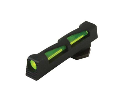 HiViz пистолетная мушка GL2014, для GLOCK, 2 цвета (красный, зеленый)