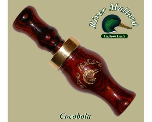 Манок духовой River Mallard Calls Cocobolo single reed (Утка)