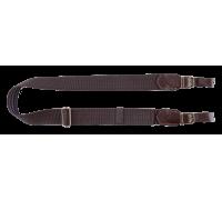 Ремень для ружья из полиамидной ленты ПФ Вектор Р-5 (цвет коричневый)