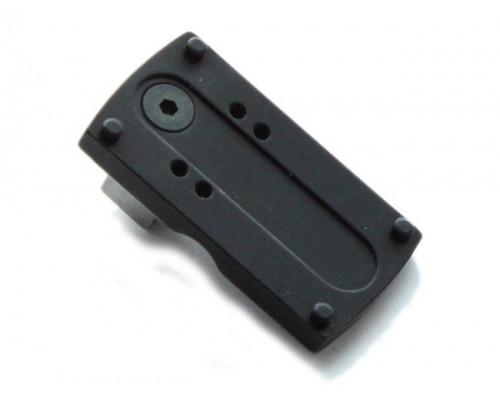 """База Apel для установки Docter Sight на """"зульский крюк"""", расстояние между окнами 6 мм (2319)"""