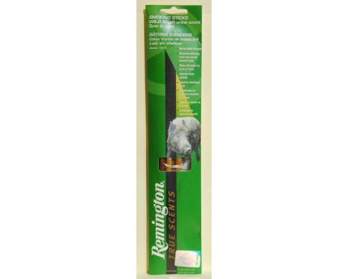 Приманка Remington для кабана - искуственный ароматизатор выделений самки, дымящ. палочки
