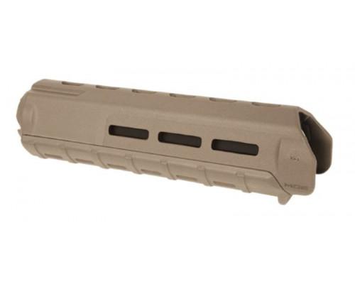 Цевье Magpul® MOE® M-LOK® Hand Guard, Mid-Length для AR15/M4 MAG426 (FDE)