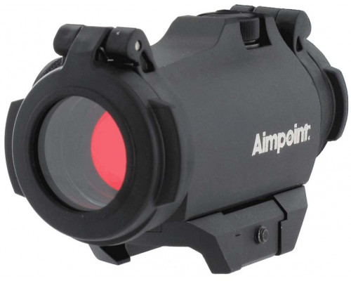 Коллиматорный прицел Aimpoint Micro H-2, 2MOA крепление weaver (200185)