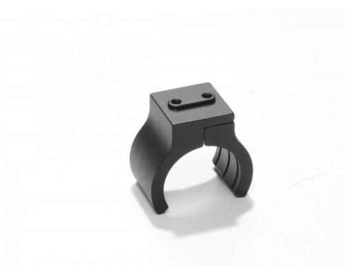 Кольцо под коллиматор — cоставные 2/3 кольца D 30мм / 90° (артикул 23-30-90)