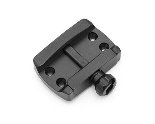 MAK 5650-9000 крепление адаптер MAKugel для установки Docter Sight на шину Weaver/picatinny