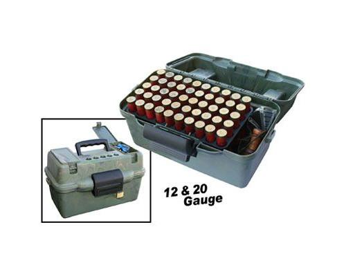 Кейс для 100 патронов 12-20 калибра SF-100D-09